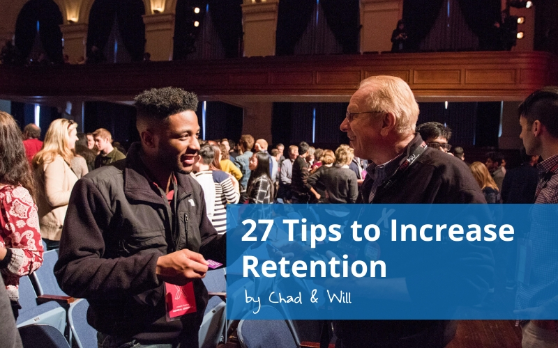 27 Tips to Increase Retention
